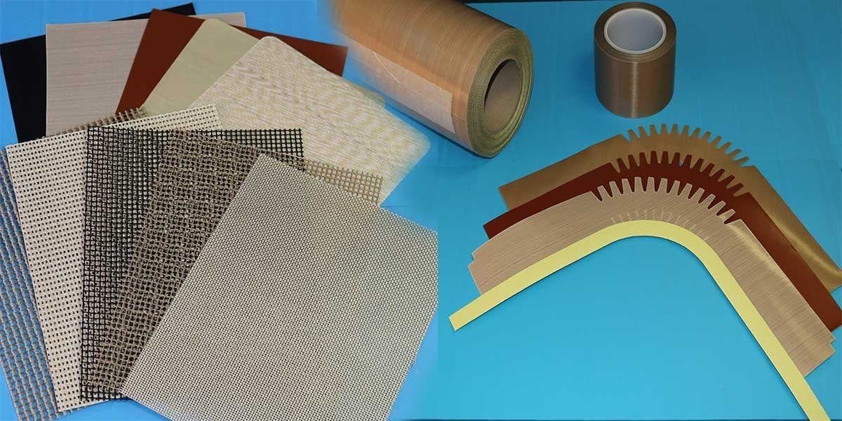 PTFE Belting Fabrics and Tapes